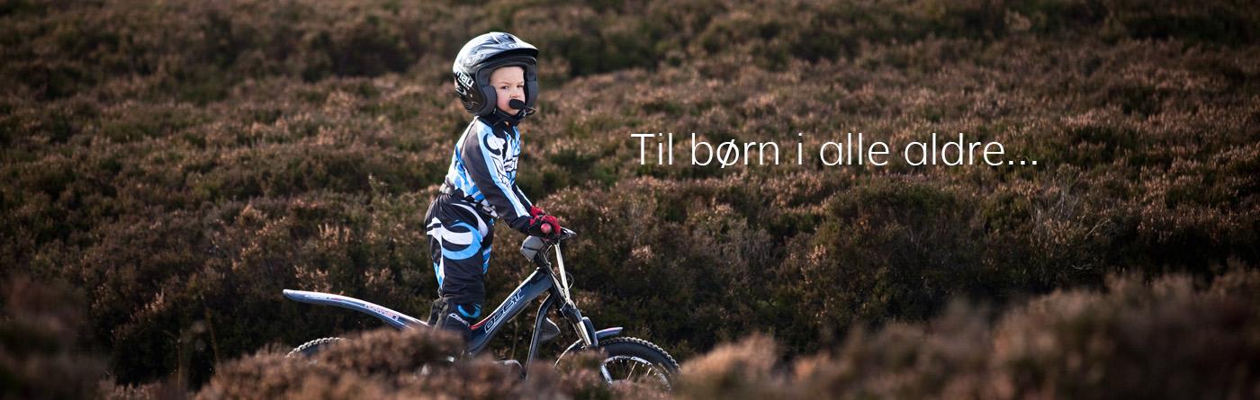 OSET Bikes til alle aldre...