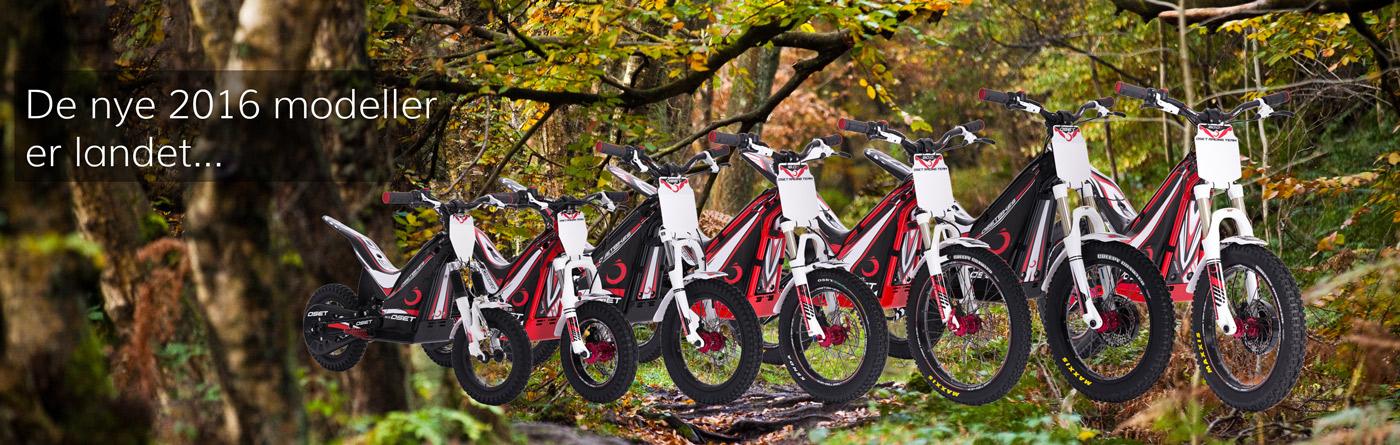 2016 OSET Bikes Scandinavia