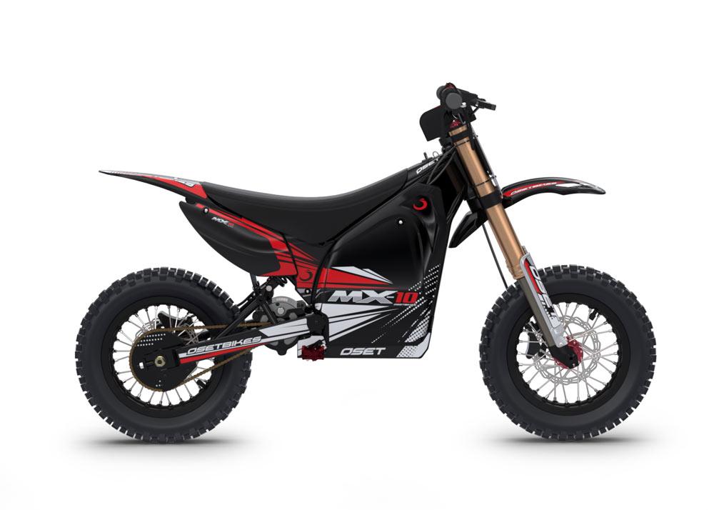 motocross sykkel til salgs